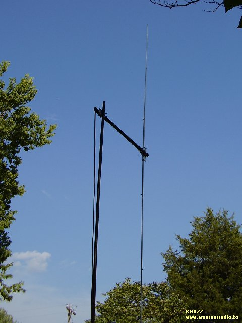 Homemade Cb Base Station Antenna 105